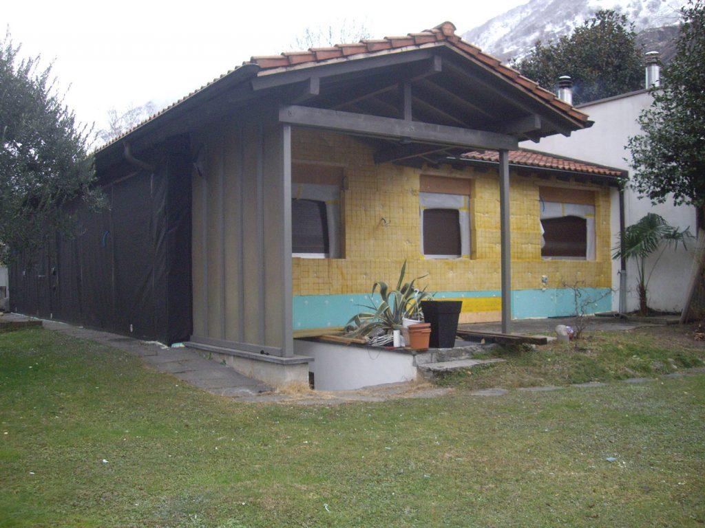 Copertura | RISI Carpenteria SA - Ticino - Svizzera