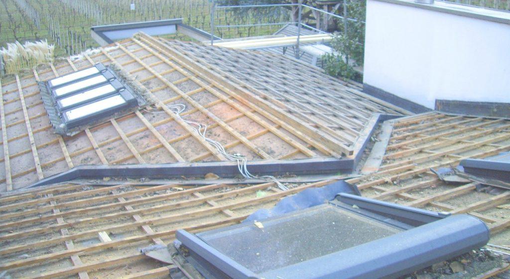rifacimento tetti | RISI Carpenteria SA - Ticino - Svizzera