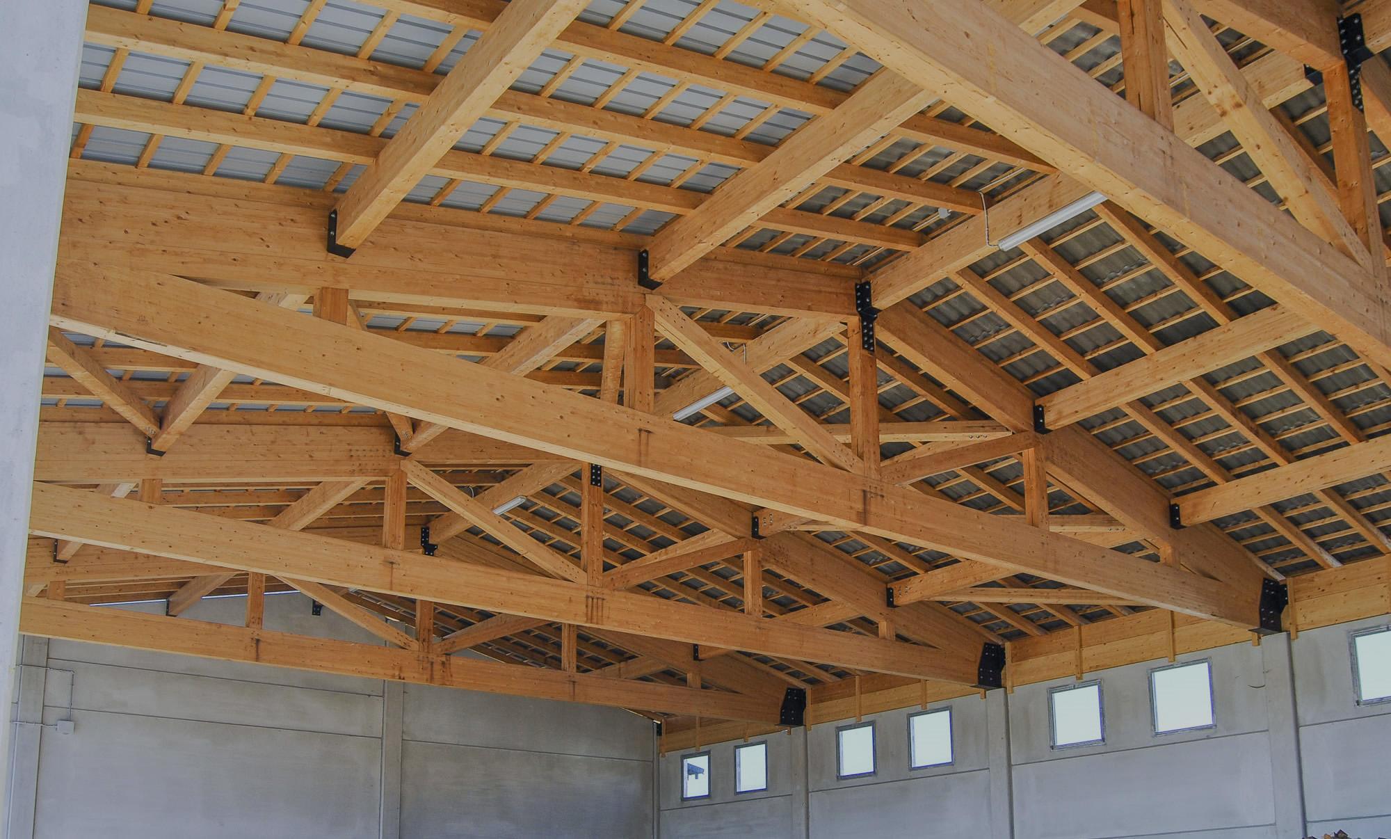 Carpenteria Legno - Costruzione tetti in legno | RISI Carpenteria - Ticino