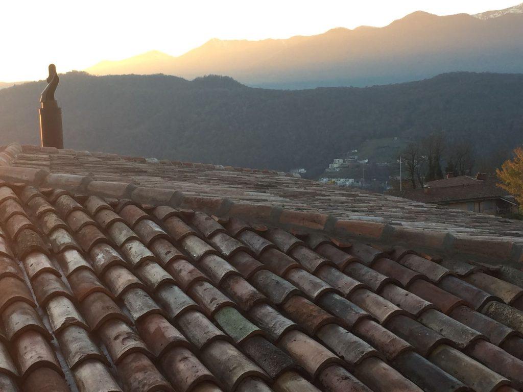 manutenzione tetti a spiovente