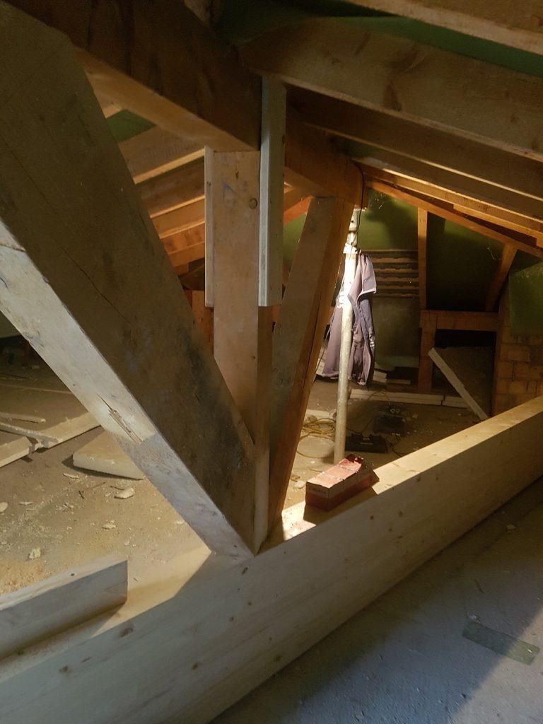 3 - Rinforzi strutturali | RISI Carpenteria SA - Canton Ticino