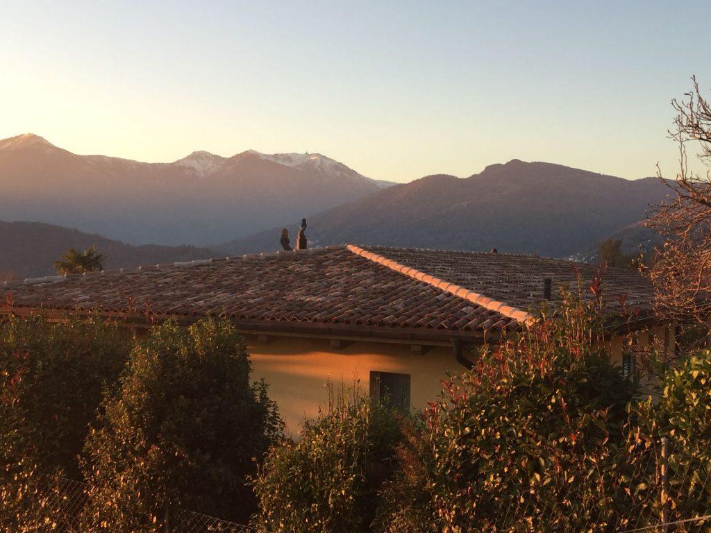 Rifacimento copertura in coppi vecchi | RISI Carpenteria SA - Canton Ticino