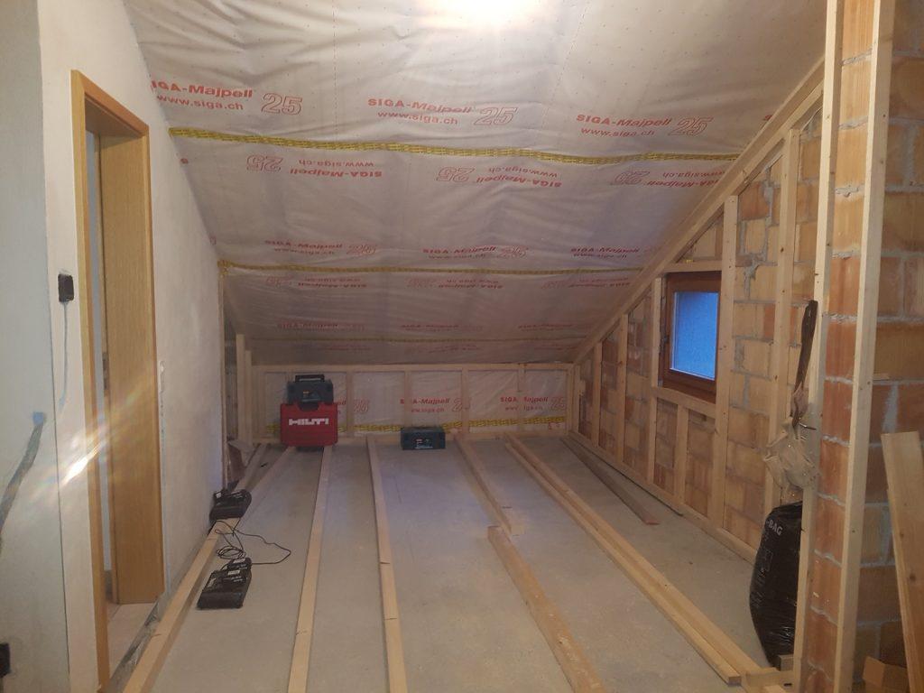 Isolamenti termici facciate ventilate e tetti a spiovente