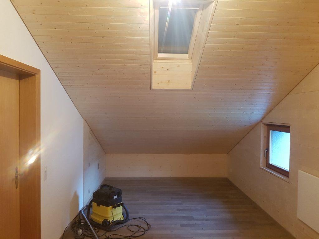 rivestimenti interni in legno