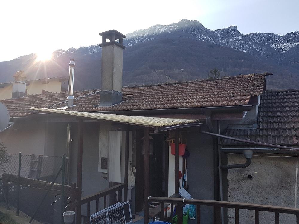 Tetto da risanare o risanamento del tetto a Lugano e Bellinzona