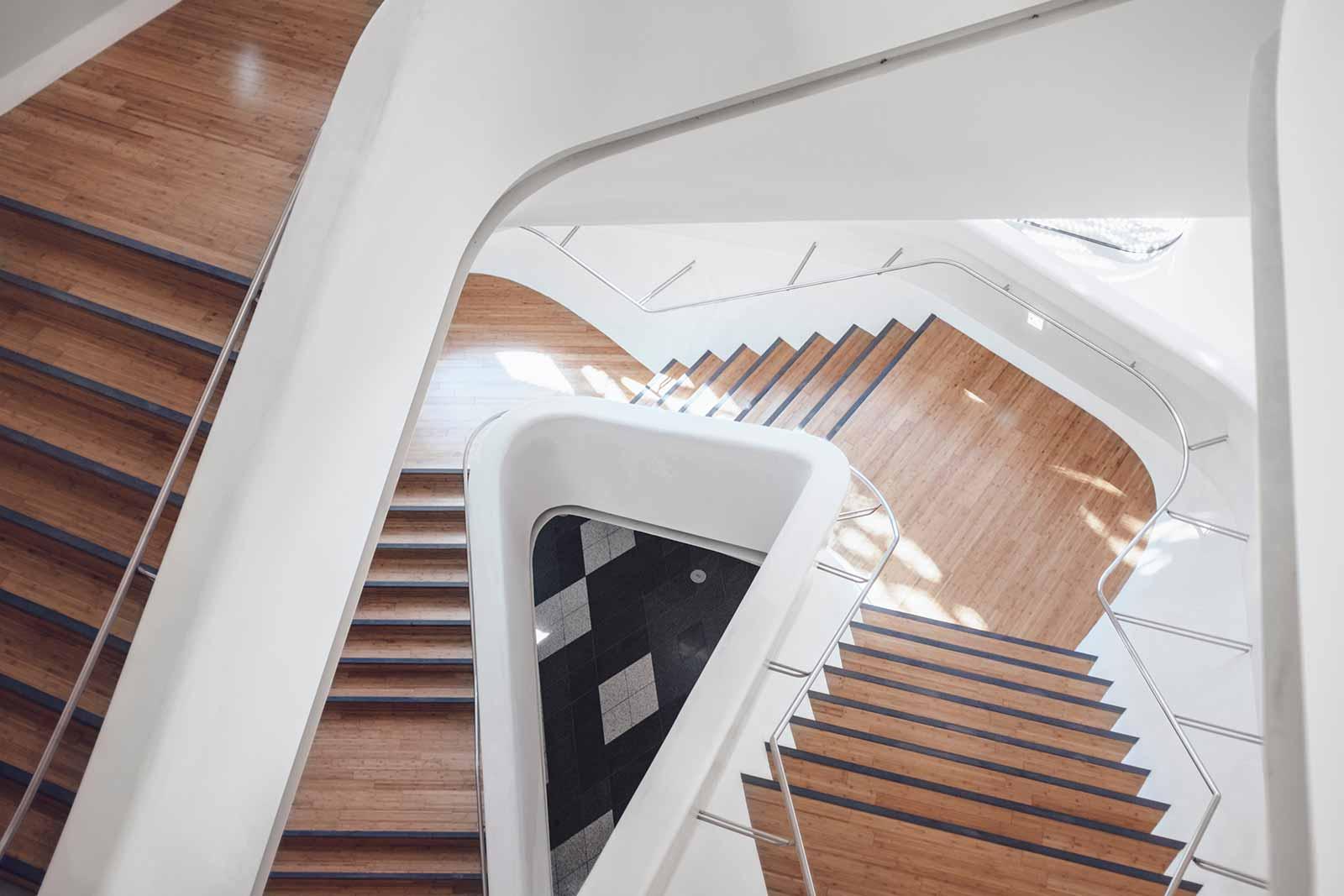 scala-in-legno-casa