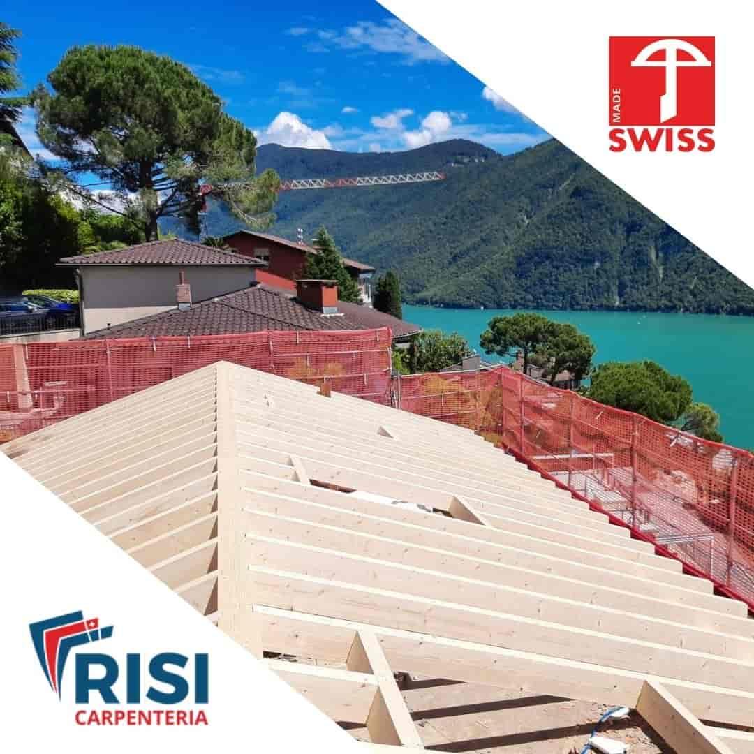 carpenteria e costruzioni in legno