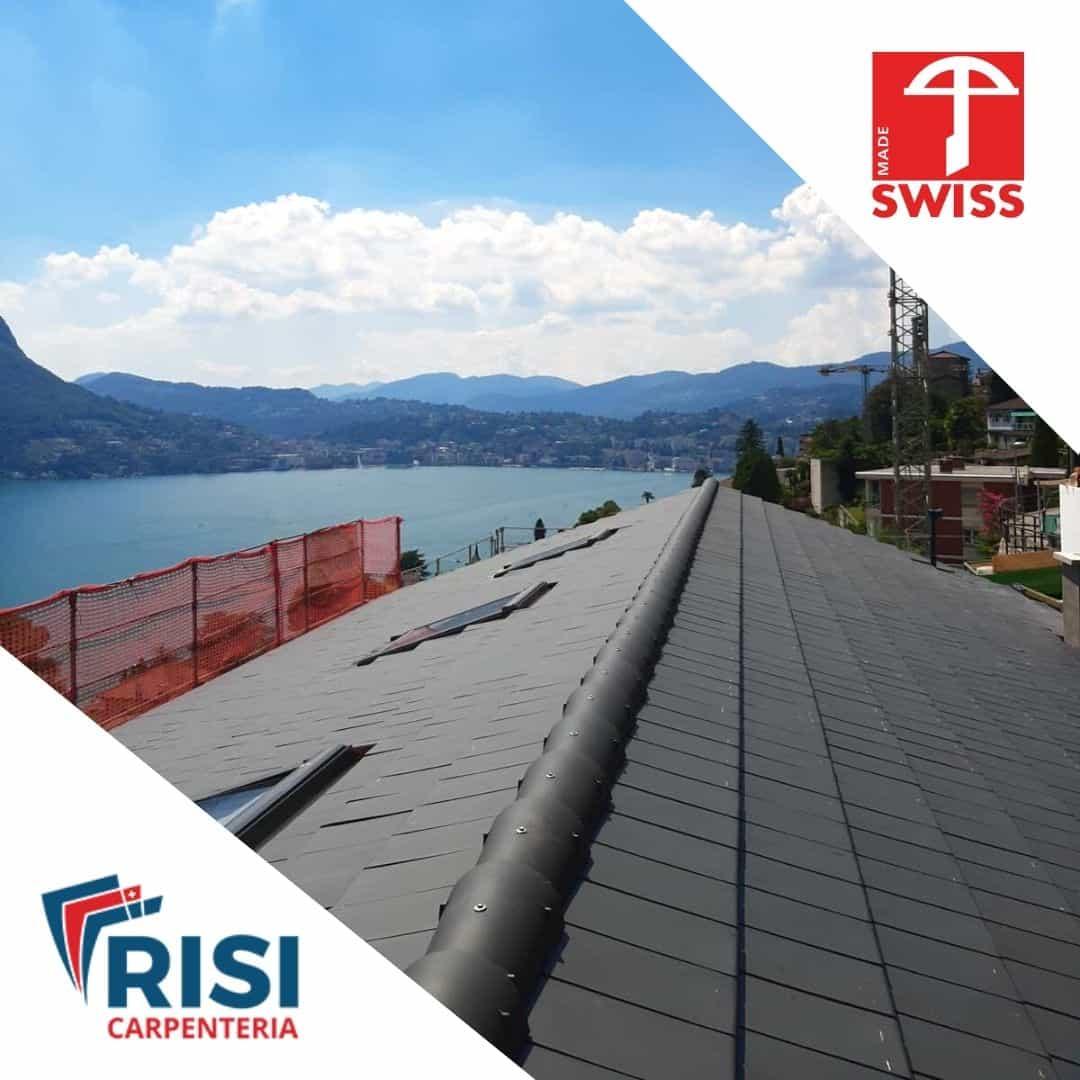 copertura tetto e isolamento termico
