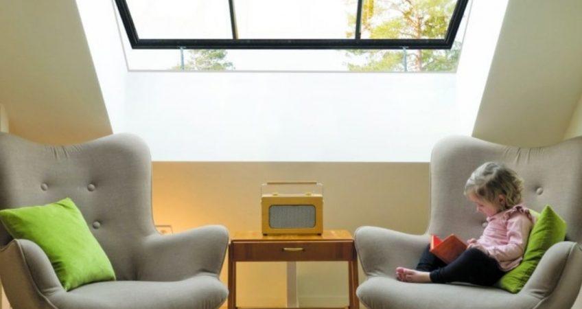 Come rendere la mansarda una stanza bella e luminosa