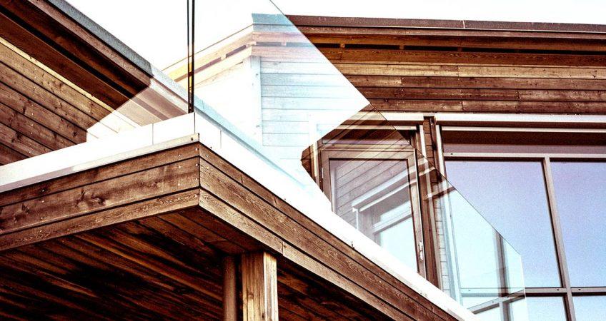 case in legno Canton Ticino